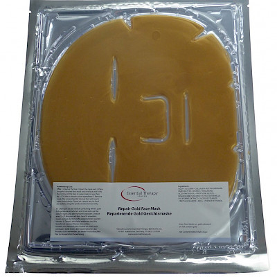 Repair Gold Face Mask